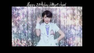 Mikuri-chan (mimianclub)!!!! Happy Birthday!! ♥♥♥ Have a nice day, ...