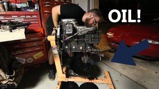 engine disassembly fail