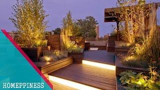 New Design 2017  30+ Attractive Terrace Garden Ideas For Modern Home Design