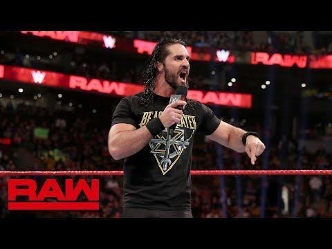Paul Heyman pushes Seth Rollins too far: Raw, March 25, 2019