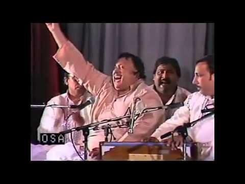 Ni Mein Jaana Jogi De Naal Live at Wolverhampton 1983]   Ustad Nusrat Fateh Ali Khan   BY MALIK IMRA