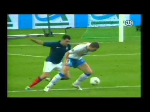 Francuska - Bosna i Hercegovina 0-1 Edin Dzeko [HD]