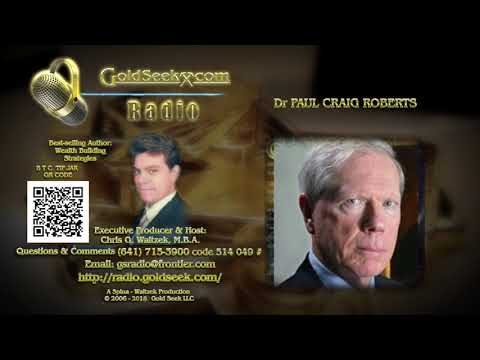 GSR s Dr PAUL CRAIG ROBERTS  May 31, 2018 Nugget