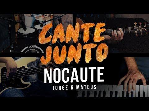 Nocaute - Jorge & Mateus (Cante Junto)