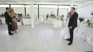 Свадебное,потрясающе красивое,оригинальное музыкальное поздравление от родителей для молодоженов!