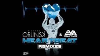 Richard Orlinski & Eva Simons - Heartbeat (Filatov & Karas Extended Remix)