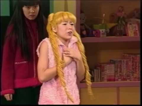 Seiya YYV 1006 Sailor Moon Musical winter 2000 HQ VHSrip