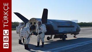 ABD'nin uzay uçağı gizli görevinden Dünya'ya döndü - BBC TÜRKÇE