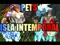 Minipets de la isla intemporal | World Of Warcraft | Pandaria