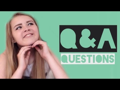 q and a questions for a girl