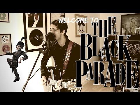 Welcome To The Black Parade - My Chemical Romance // Acoustic Cover by Joey Vanzetti