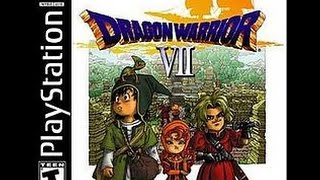 Dragon Warrior VII Unboxing (ps1)