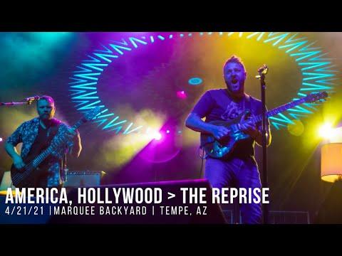 "Spafford | ""America - Hollywood - The Reprise"" | 4/21/21 | Tempe, AZ"