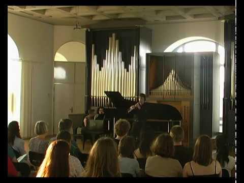 Nikos Skalkottas   Concertino for Oboe