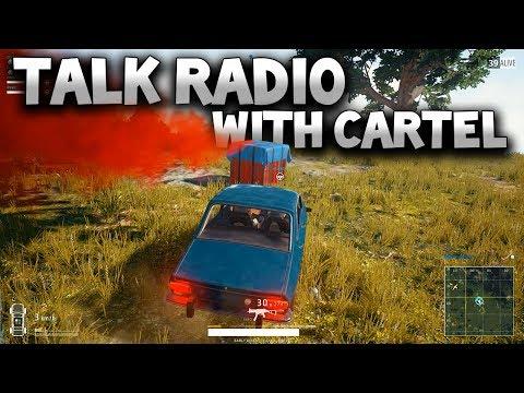 Talk Radio With Cartel - Battlegrounds