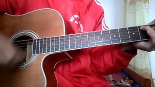 Anh ghét làm bạn em - Phát Phì NVP ( Guitar Cover)