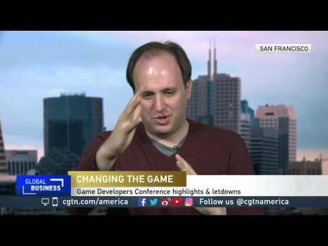 Kyle Orland talks gaming industry profits and growth on global market