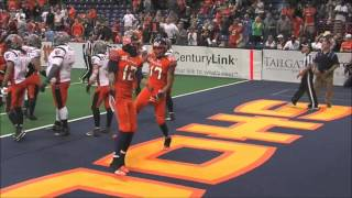 Kamar Jorden 2013 AFL Highlight Tape (Rookie Season)