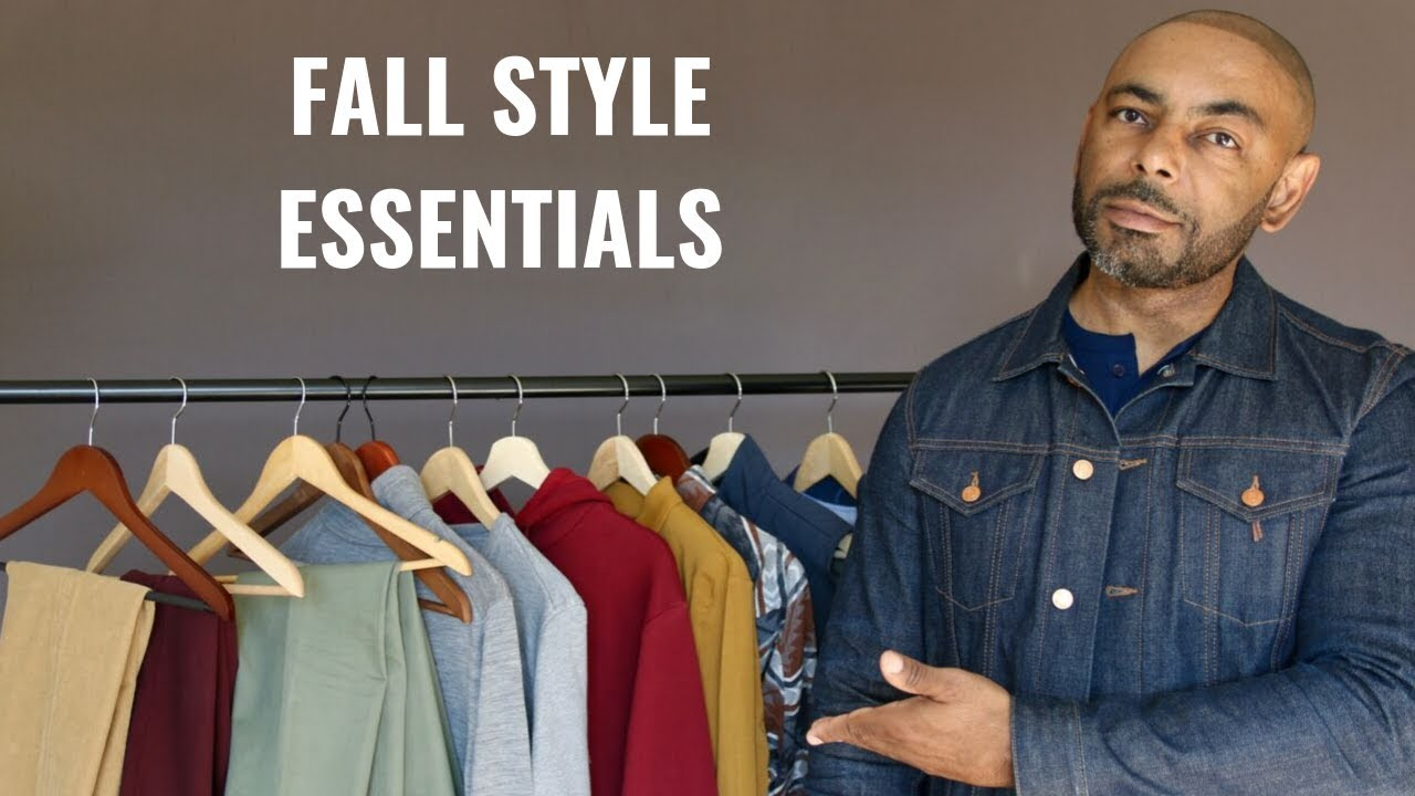 [VIDEO] - 10 Men's Fall  2019 Style Essentials 6