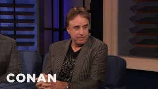 What Kevin Nealon Took When He Evacuated His House - CONAN on TBS