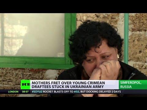 No Man's Land: Crimean recruits in Ukraine's army caught in split