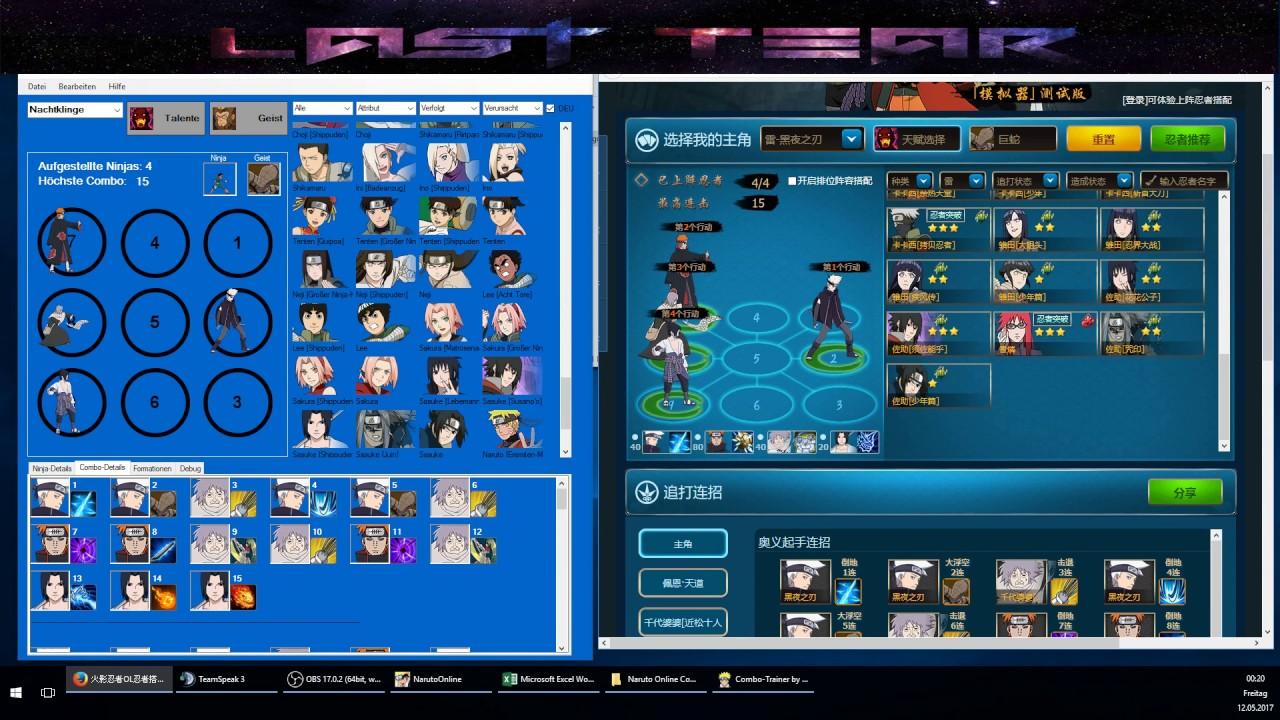 Naruto Online Simulator