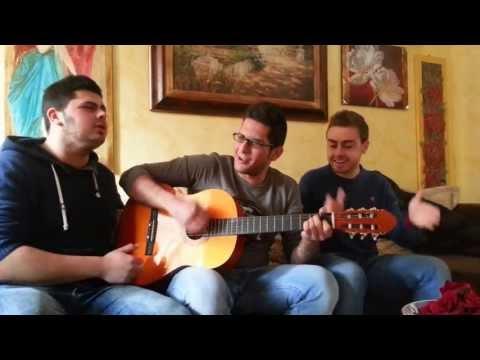 Foja - o'sciore e o'viento ( funny cover )