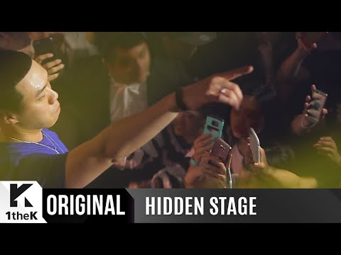 HIDDEN STAGE: BewhY (비와이)_ 'Who you?'(니가 알던 내가 아냐)