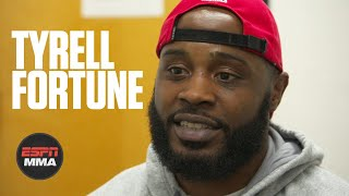 Tyrell Fortune: I was pronounced dead after a bad weight cut | ESPN MMA