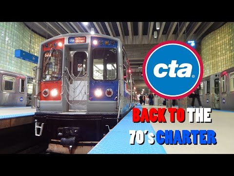 CTA Back to the 70's Charter