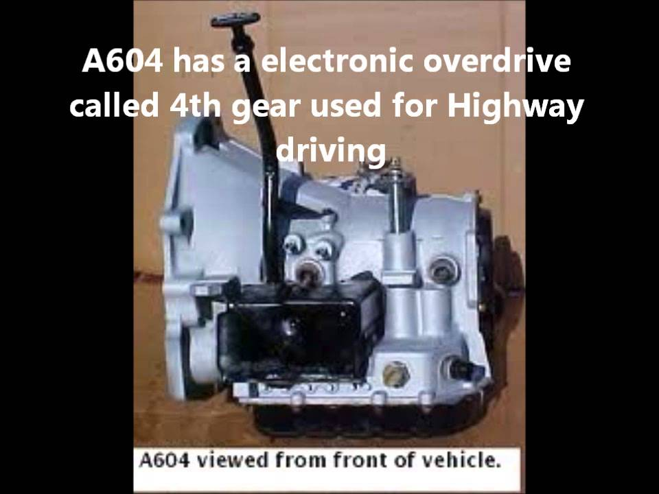 Bump Down Bump Shift Transmission Problem On The A604 Youtube
