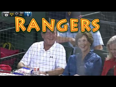 Texas Rangers: Funny Baseball Bloopers