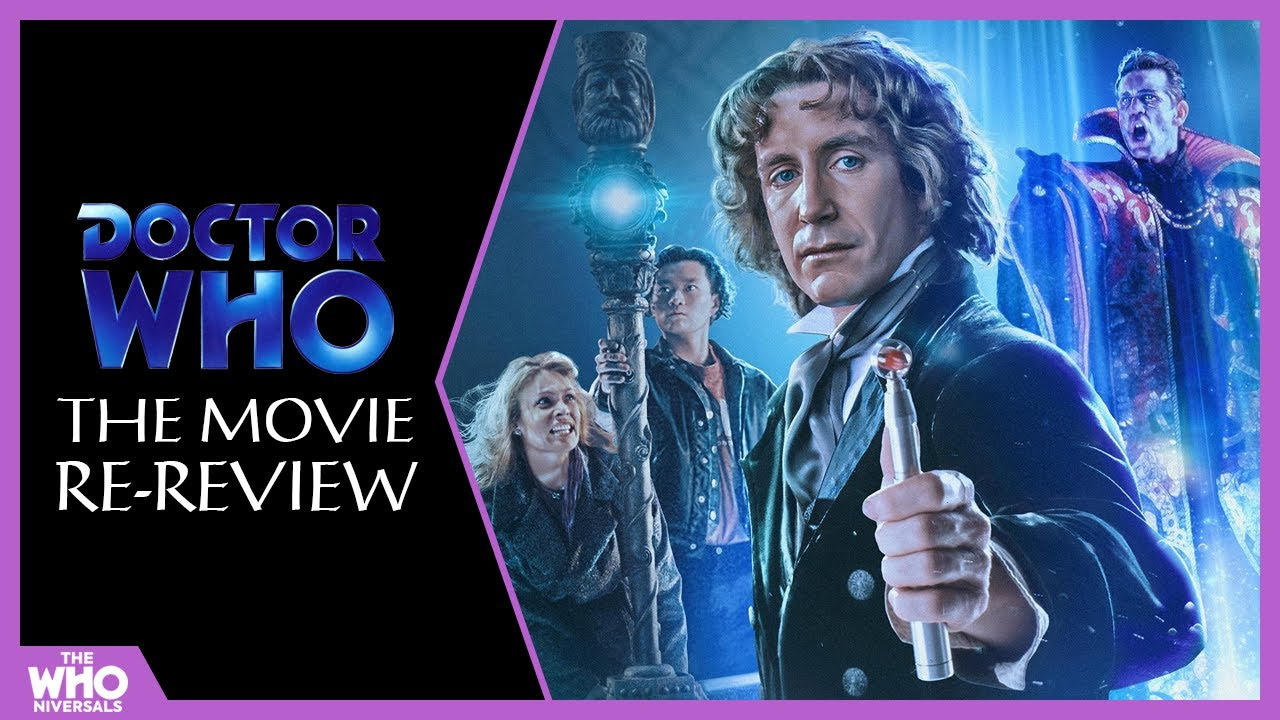 Doctor Who The Tv Movie Re Review Youtube