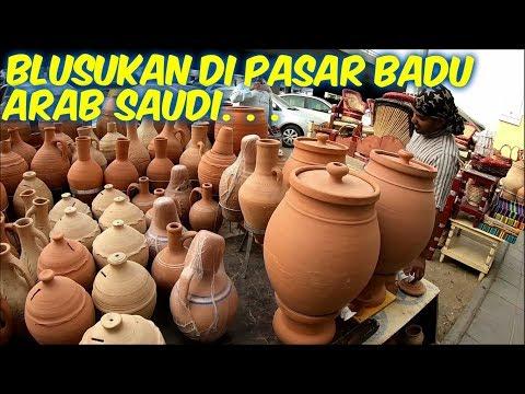 JALAN2 DI PASAR BADU JEDDAH ARAB SAUDI. .