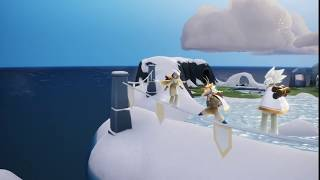 Sky: Children of the Light - Tightrope antics 2