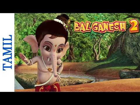 bal-ganesh-2---lord-ganesha-punishes-the-cat---favourite-kids-animated-in-tamil