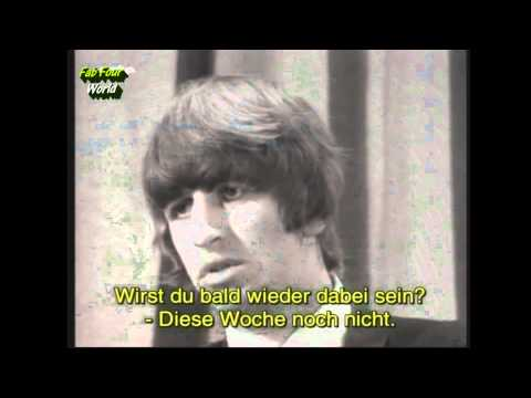 THE BEATLES - FROM LIVERPOOL TO SAN FRANCISCO - IN GERMAN