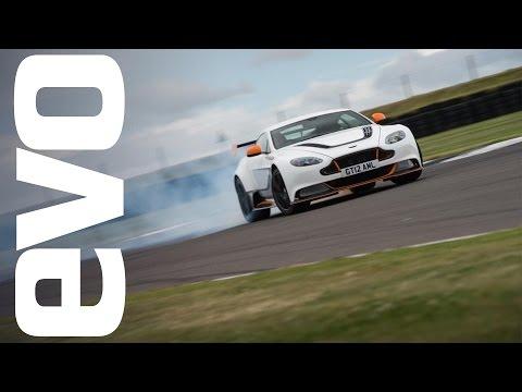 Aston Martin Vantage GT12 review | evo LEADERBOARD