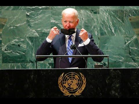 مباشر | الرئيس الأمريكي جو بايدن يتحدث في الجمعية العامة للأمم المتحدة