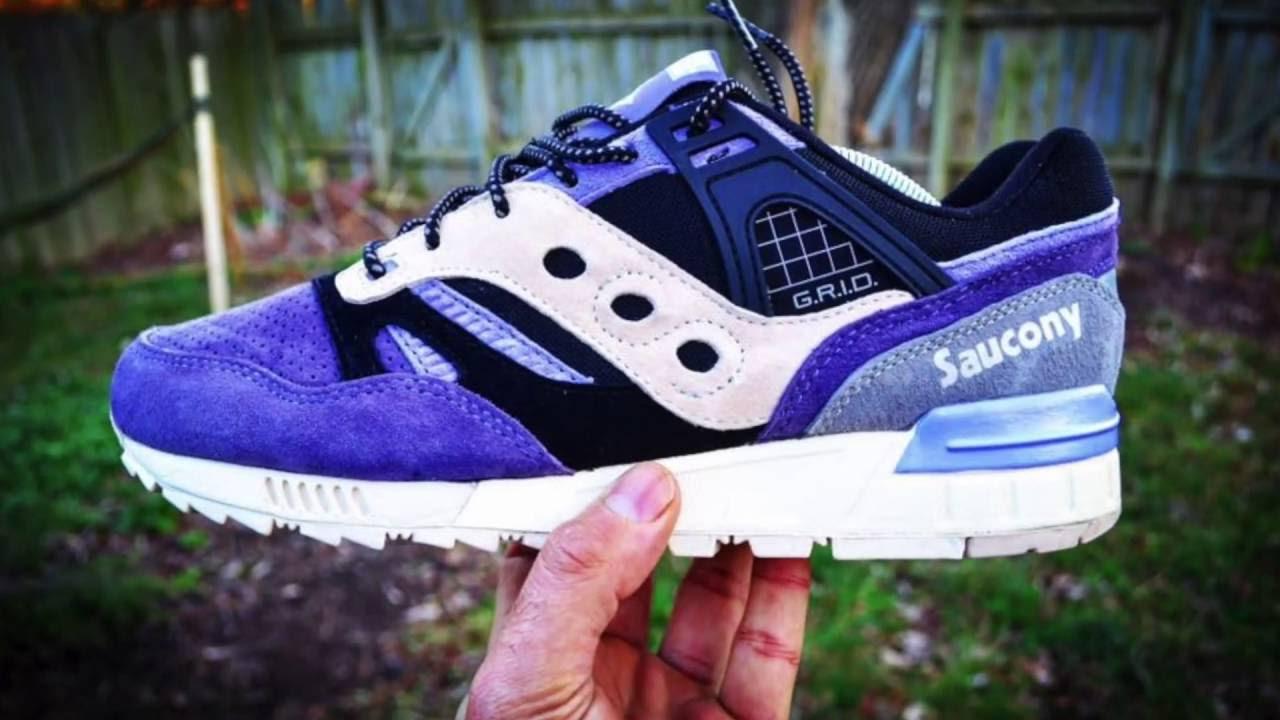 Saucony x Sneaker Freaker Grid SD