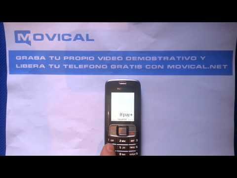 Liberar nokia 3109 de movistar classic movical net youtube - Movical net liberar ...