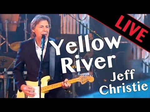 Jeff Christie - Yellow River - Live dans Les Années Bonheur