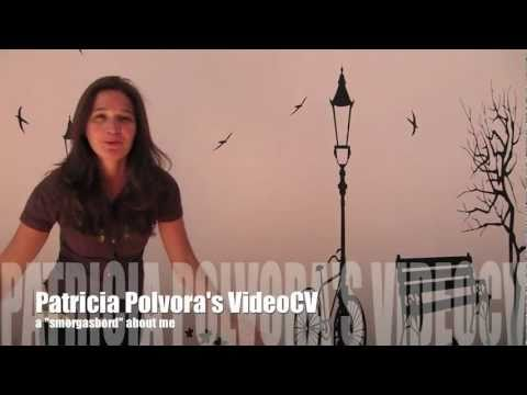 Patricia Polvoras CV - select your area of interest