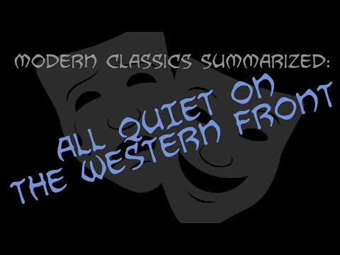 modern-classics-summarized:-all-quiet-on-the-western-front