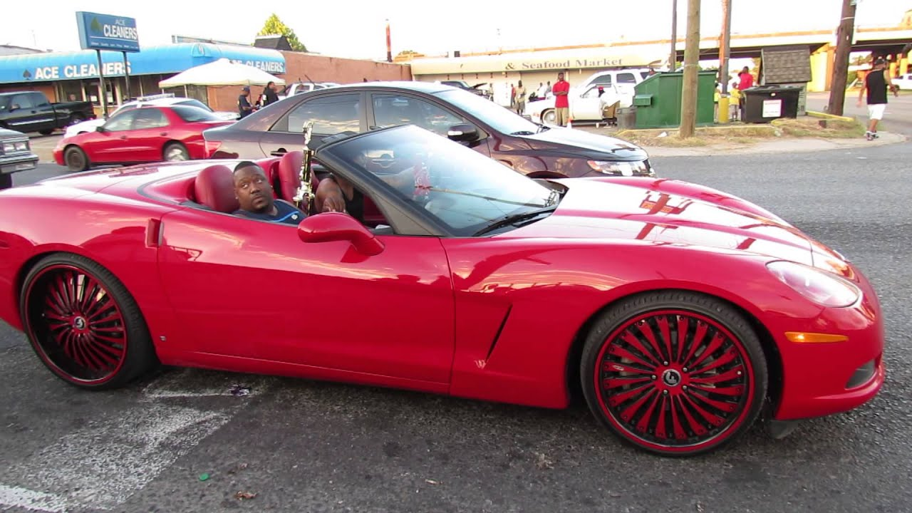Hotcarstv Quot Who S The Sickest Quot Car Show Red Vette