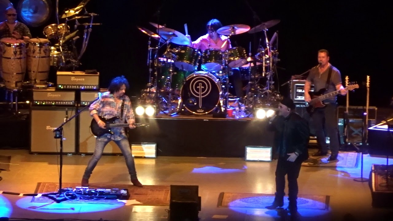 Toto - Pamela - live - Greek Theatre - Los Angeles CA - August 27 ...