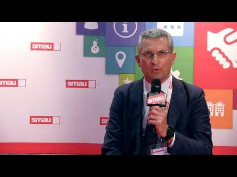 Smau Milano 2016   Intervista a  Giuseppe Valeriani di Sony Interactive Entertainment Italia S.p.A
