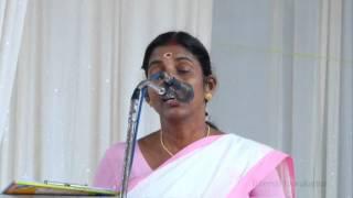 Sasikala Teacher Exclusive Speech Part 1