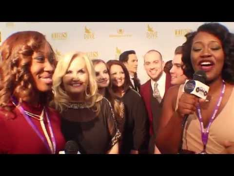 Karen Peck and New River | 46th Annual GMA Dove Awards Red Carpet | M&M Live Radio