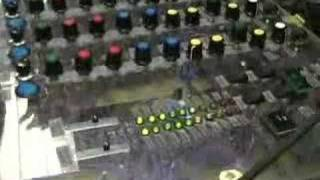 Homemade Analog Audio Mixer